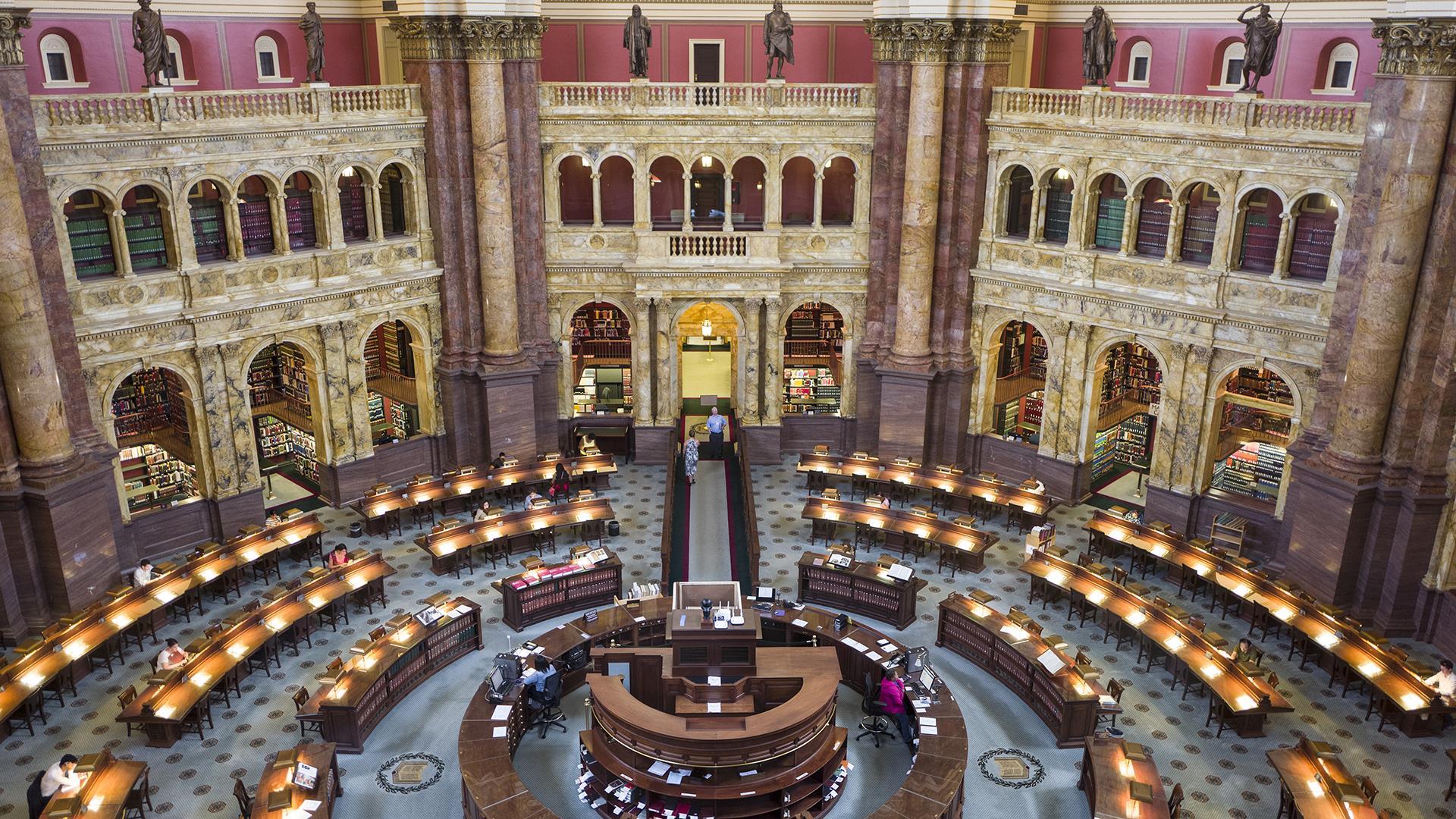 Library of Congress, Amerika Serikat