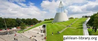 Perpustakaan Universitas Teknologi Delft Yang Ada Di Belanda