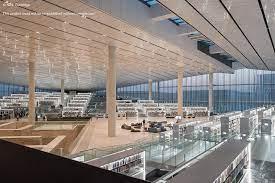 Qatar National Library Merupakan Perpustakaan Dengan Design Yang Sangat Unik