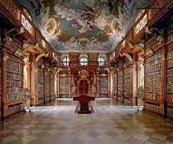 The Abbey Library of St. Gall, Swiss Perpustakaan Yang Memiliki Design Megah
