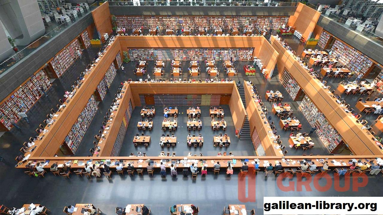 Mengenal Lebih Jauh Tentang Perpustakaan Nasional Tiongkok