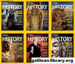 National Geographic Salah Satu Majalah Yang Beridiri Sangat Lama