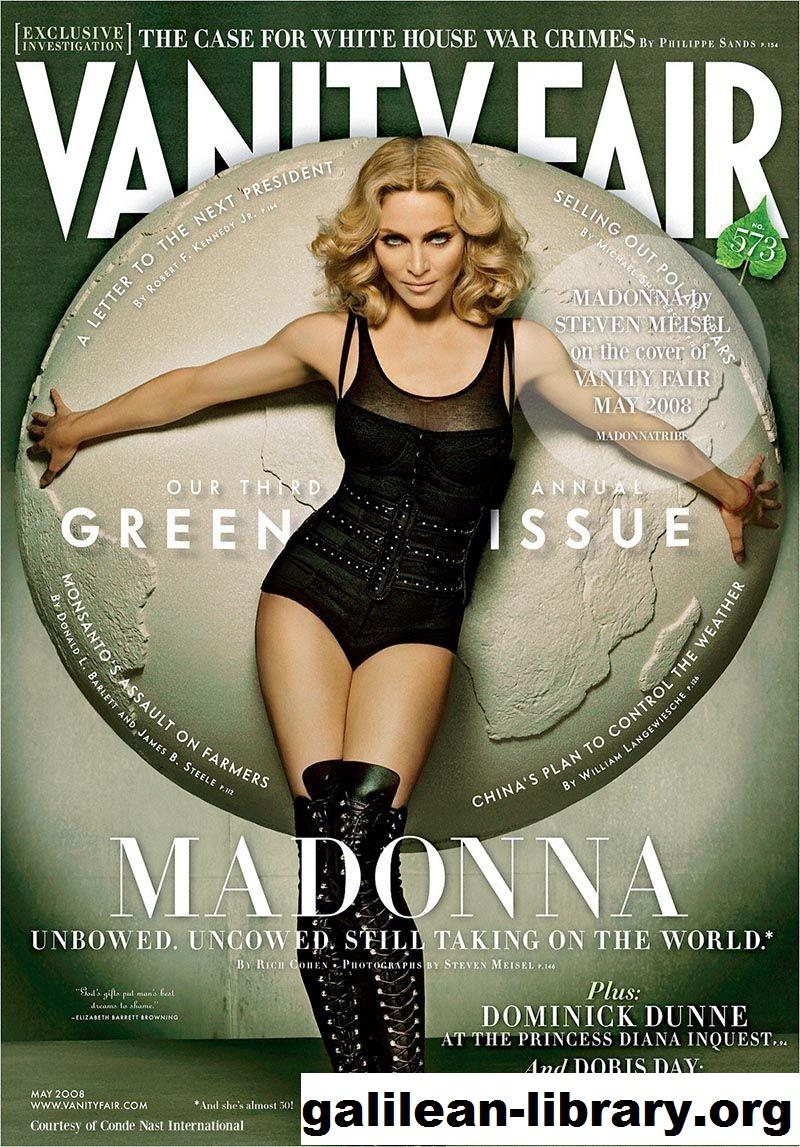 Vanity Fair Sebuah Majalah Populer Budaya Di Amerika