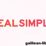 Mengulas Majalah Real Simple